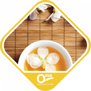 ผงชาเขียวมะลิ Jasmine Green Tea